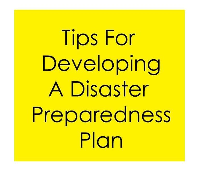 Commercial Disaster Preparedness: 40% of Small Businesses go out of Business After a Disaster