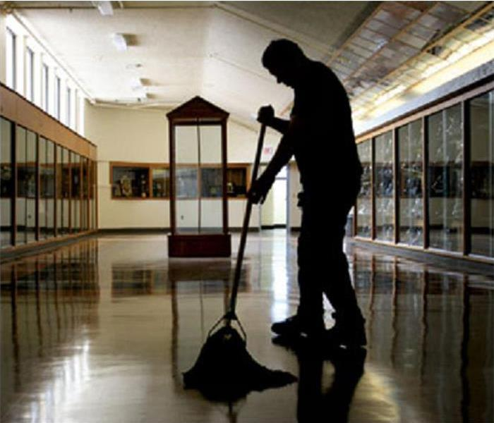 Commercial Now Offering Janitorial Services