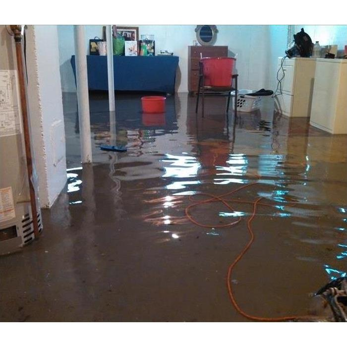 let SERVPRO of NE Albuquerque help you with your water restoration needs
