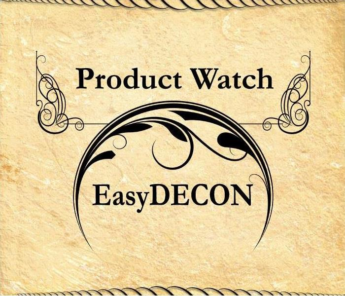Commercial Product Watch: EasyDECON