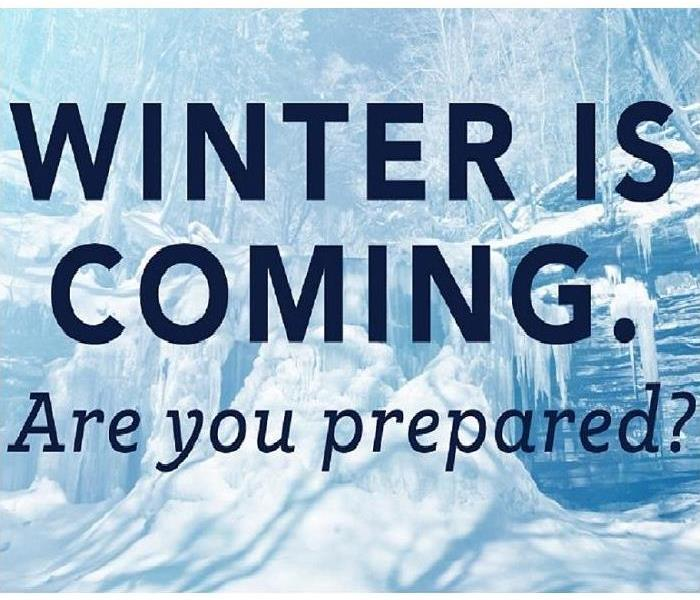 Water Damage Winter Is Coming! Prepare Your Pipes!